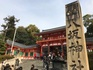 八坂神社20171209