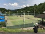 テニスコート20210627