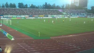 カンコー試合20120715