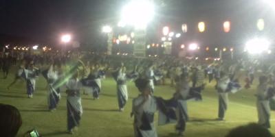 総社まつり総踊り20120804