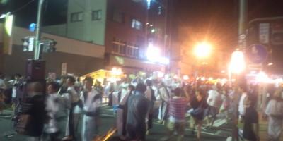 松山踊り1日目220120814