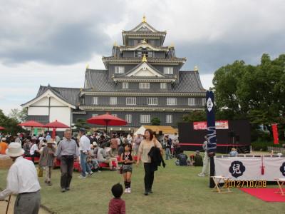 岡山城220121008