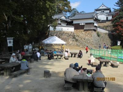 お城20121103