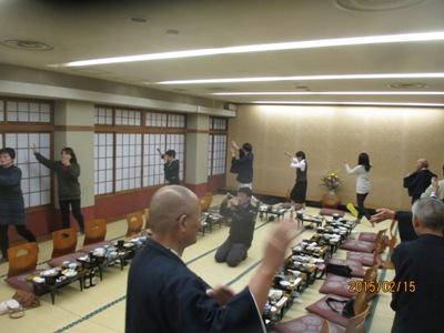 旅館松山踊り20150215