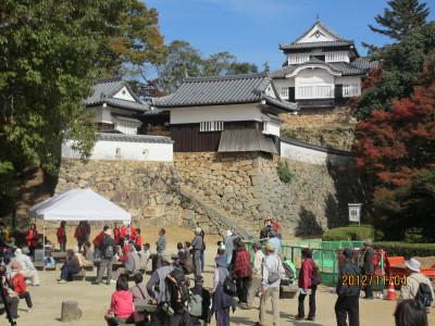 お城最終日20121104