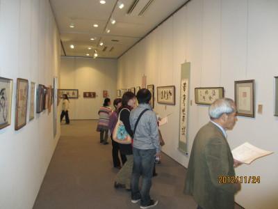 篆刻20121124