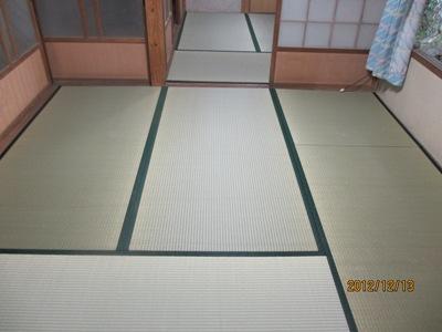 ひな黒川20121213
