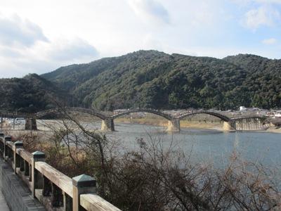 錦帯橋20130103