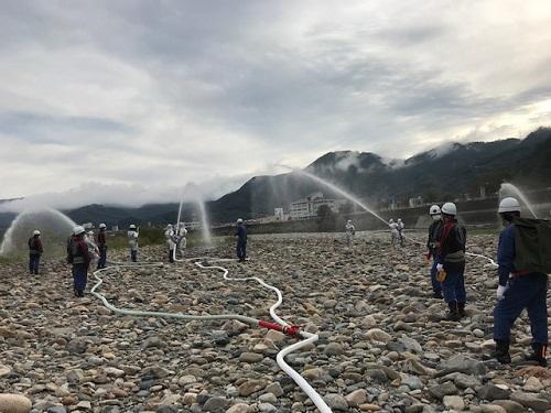 消防訓練20201018