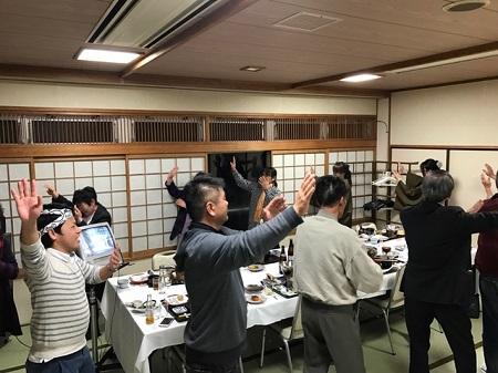 松山踊り20170306