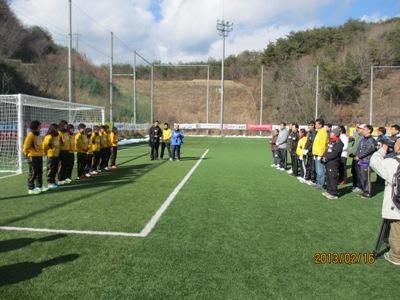 シャルムサッカー20130216