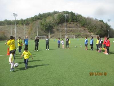 サッカー教室1201504018