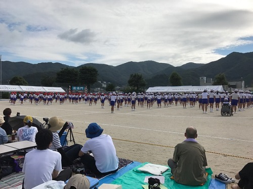 開会式20180916