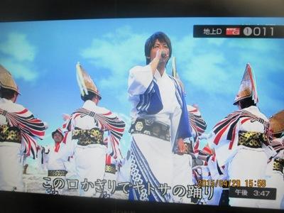 NHK松山踊り20150429