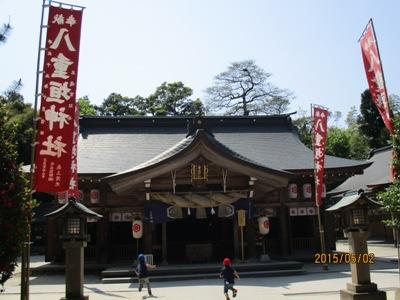 八重垣神社20150502