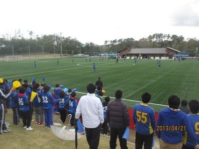男子サッカー20130421