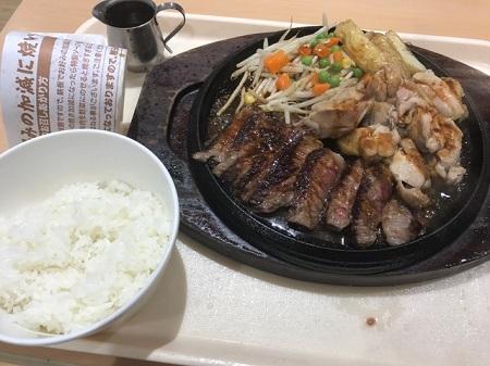 お肉20170422