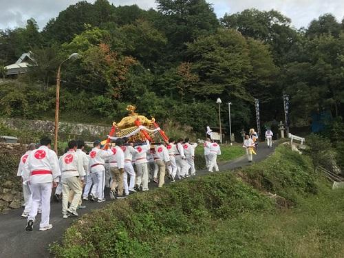 秋祭り320181013