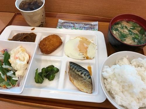 朝食20181026