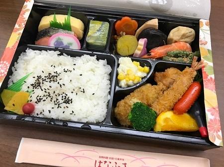 お弁当201705276