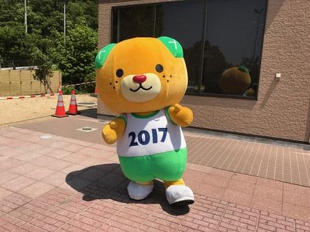 みきゃん20170603