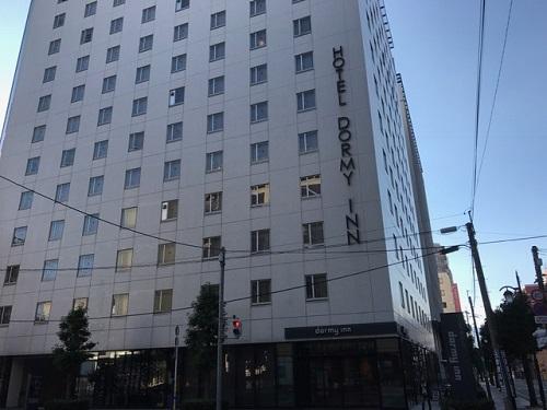 ホテル20181104