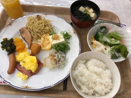 朝食20170610