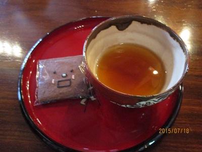 紅茶とクッキー20150718