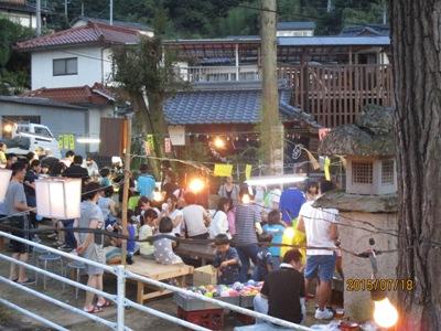 神社夏まつり120150718