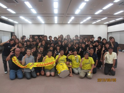 シャルム成羽最後20130805