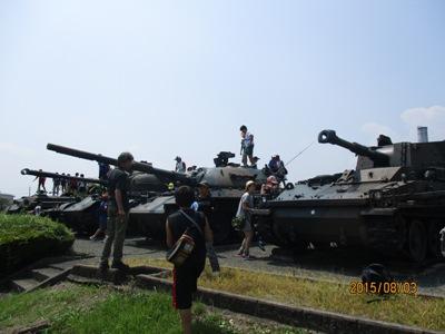戦車20150803