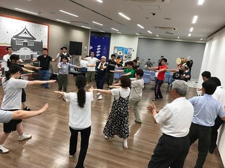 踊り20170628