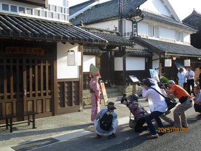 矢掛踊り子20150808