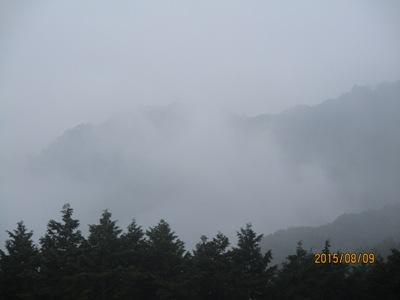 雲海ダメ20150809