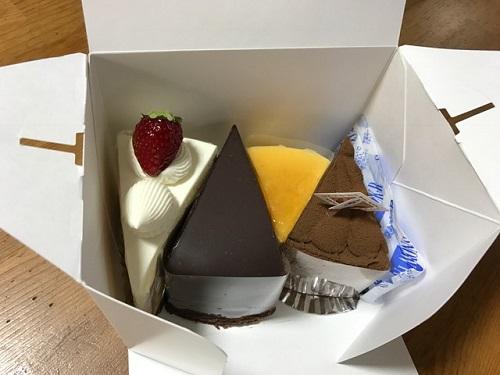 ケーキ220190116