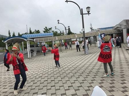 松山踊り20170709