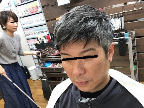 散髪20190321