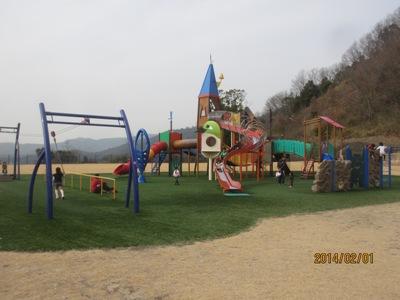 矢掛公園20140201