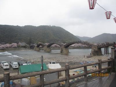 錦帯橋20140406
