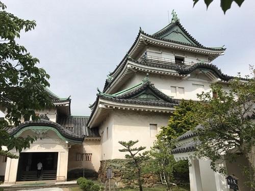 和歌山城20190601
