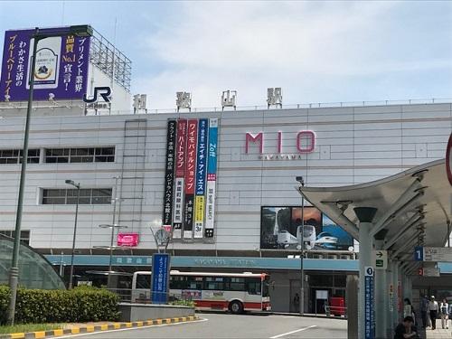 和歌山駅20190601