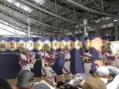 大阪松山踊り20140531