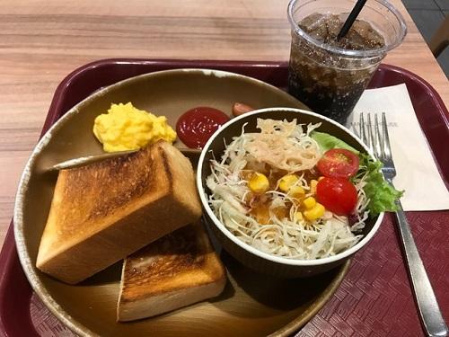 朝食20170930
