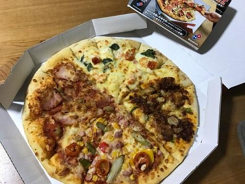 ピザ20190708