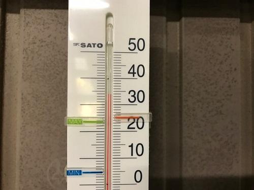 温度0180803