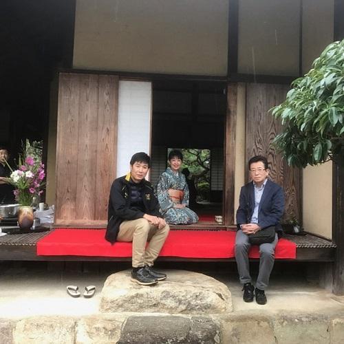 お茶20171028