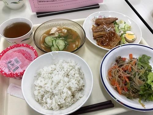昼食20190821