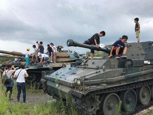 戦車20190821