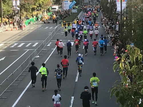 マラソン220171119