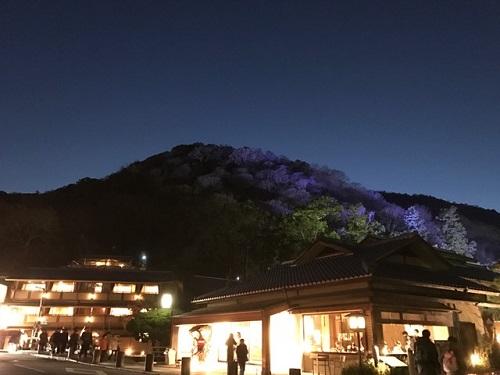嵐山20171209